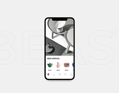 BEAST APP UI DESIGN