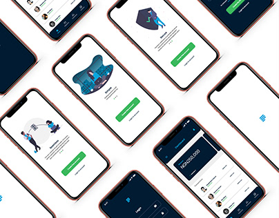 Paystack App UI Design Concept