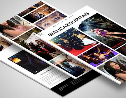 ActorWordPress website