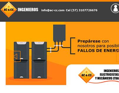 Interfaz Web AC-CC