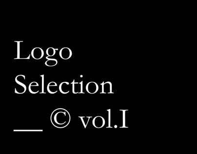 Logo Selection vol.I