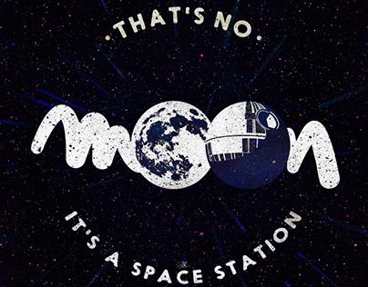 "Star Wars ""That's no moon"""