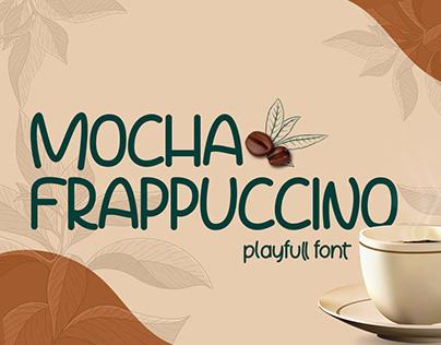 Mocha Frappuccino   Playfull Free Font