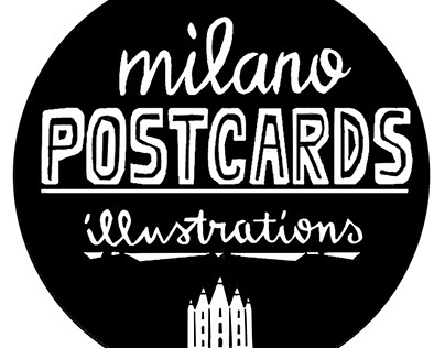 MILANO POSTCARDS EXHIBITION