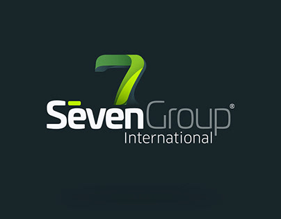 Seven Group International Logo & branding + Assets