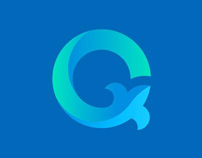 Logo design Qazcontract