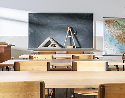 Classroom CGI