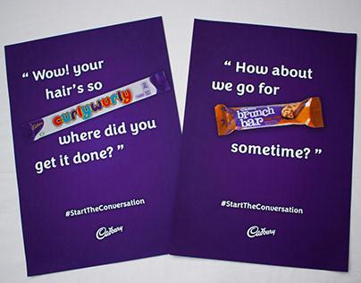 Start The Conversation - Cadburys