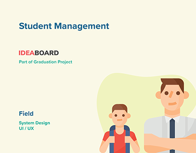 Student Management - Part of IdeaBoard Ecosystem - GP