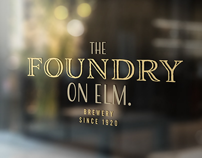 The Foundry on Elm - Brewery