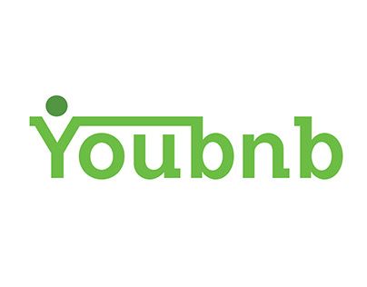 My design Logo for Youbnb