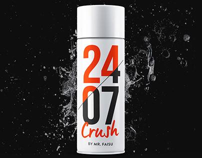 2407 Crush by Mr. Faisu
