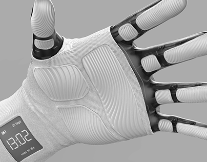 MOTUS Hand Prosthesis