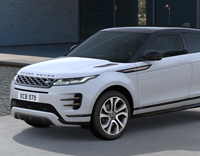 2019 Range Rover Evoque Coupé & Convertible