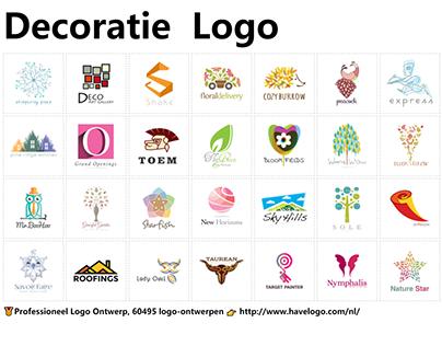 Decoratie Logo 🥇Professi