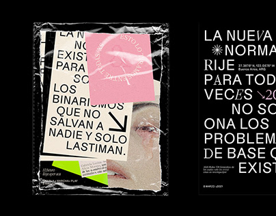 Femicidios 2021/ Poster collection