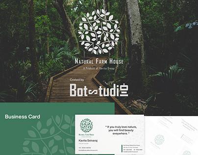 Natural Farm House - Client Project