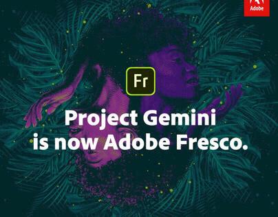 Test pre release Adobe Fresco