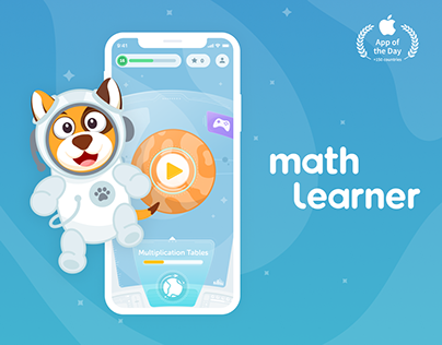 Math Learner - Mobile Game