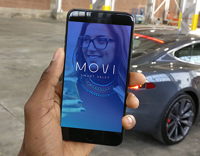 Movi Valet App