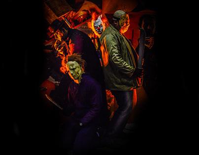 Terror movies - Cosplays