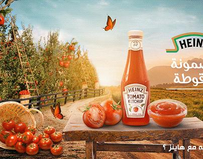 Advertising Design (Heinz)