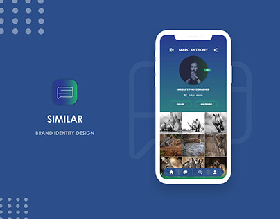 SIMILAR - Brand Identity