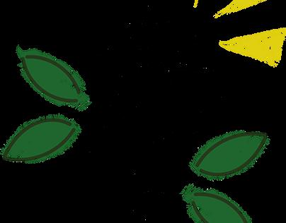 Marca da ecobag Estopinha