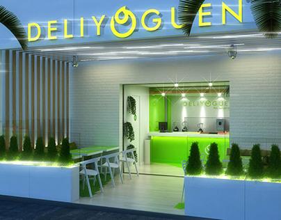 Diseño de tienda 3D | DELIYOGUEN