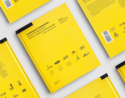 Architecture Competitions | Book Design