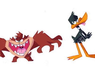 Looney Tunes Redesign