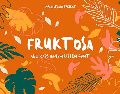 Fruktosa | Display Font