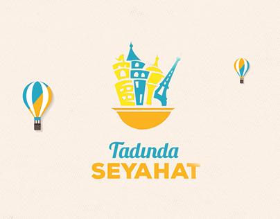 Tadında Seyahat Infographic Animation