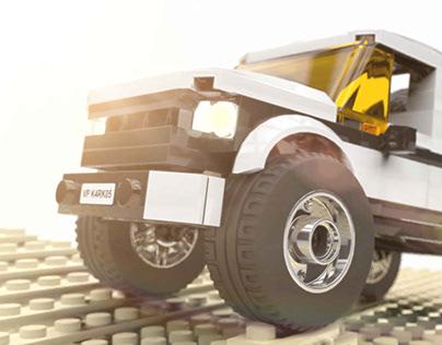 Lego x Offroad