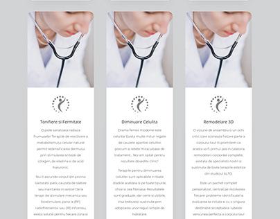 Beauty Studio Website