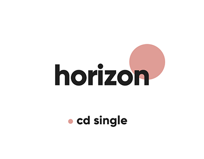 HORIZON - CD SINGLE