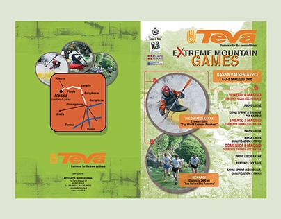 Teva - Extreme Mountain Games