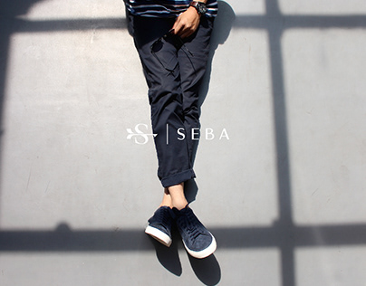 Seba Shoes, Brand Identity & Product Photography