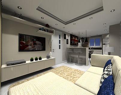 Interiores - Apartamento