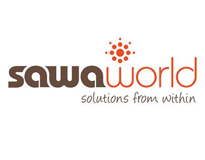 Poster design for SAWA World