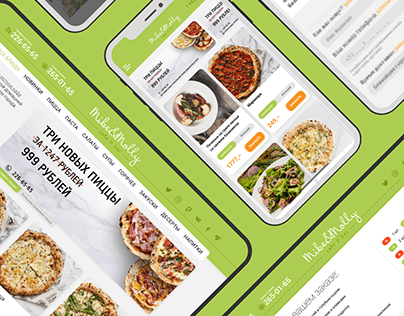 Mike&Molly – Delivery Service Redesign