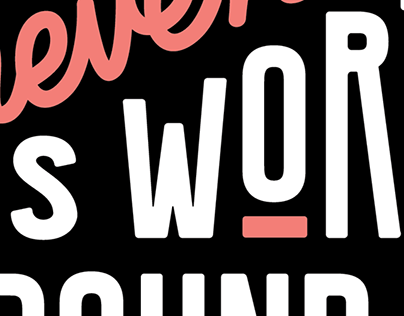 Illustrations, Badges, Typography - Collection