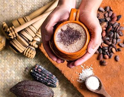 Food styling y fotografías para la Galería café México