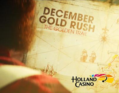 Holland Casino Gold Rush Campaign - CASE Video