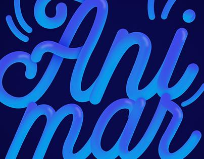 Animar   Poster design
