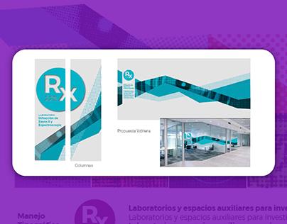 Identidad Laboratorios    Universidad de los Andes