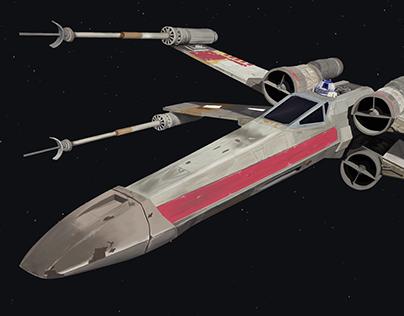 Star Wars X-Wing Digital 2D
