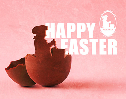 MR.Baker Easter campaign