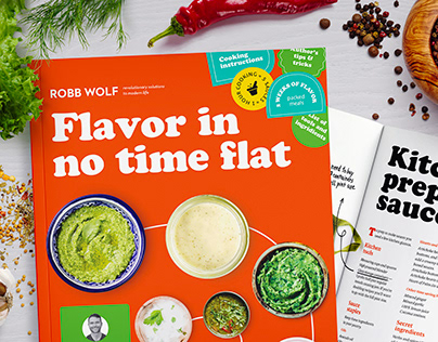 Flavor in no time flat