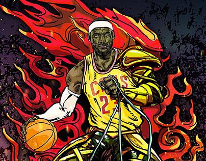 【NBA】Acalanatha